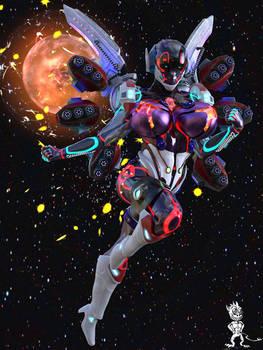 Starflight The Gynoid