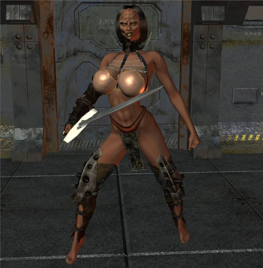 Klingon porn