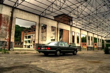 Mercedes Benz 300SE I