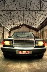 Mercedes Benz 300SE II