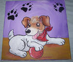 Jack Russell- Dog