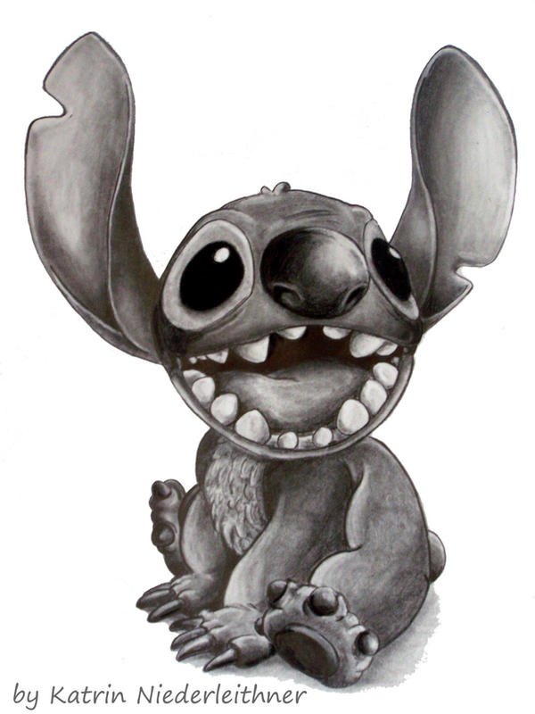 Disney's Stitch by Cathy86