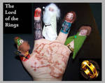 Finger Art: The Lord Of The Rings