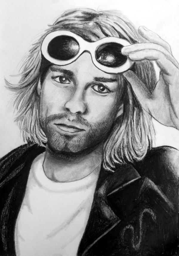Kurt Cobain by Cathy86