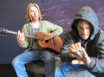Kurt Cobain and Charlie Pace 3