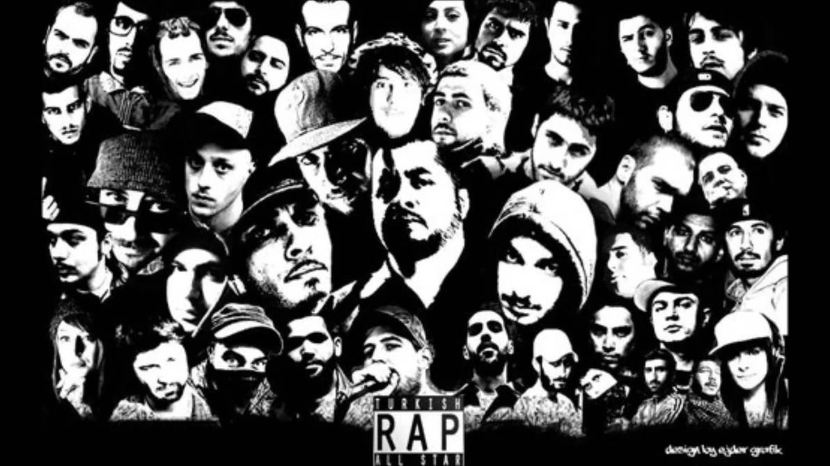 Turkish Rap Wallpaper 1920 x 1080 by MrMyroneo ...