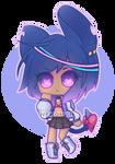 Mini Chibi - Raine
