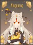 Ningguang by Nekonym