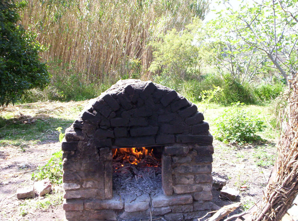 Horno de barro by cayu