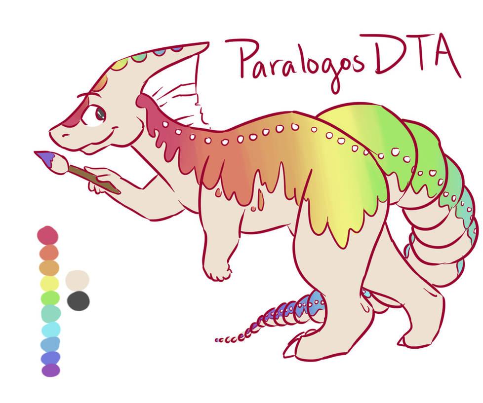 Paralogos DTA: Paint by tamingofthesandshrew