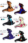 Paralogos: Butterfly Adopts [1 left!]