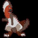 [Paralogos] Rotkeltchen by tamingofthesandshrew