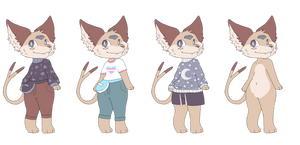 [CC] Maverick Alternate Outfits