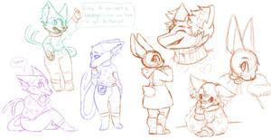 [CC] sketches