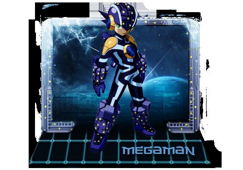 Megaman by Fallen-GFx