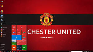 Manchester United Theme For Windows 7/8/8.1 and 10