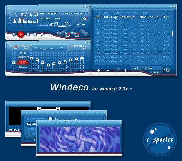 New WA Skin: Windeco by c-specter