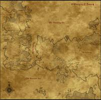 Map of Westeros, Essos, Sothoros v2.0