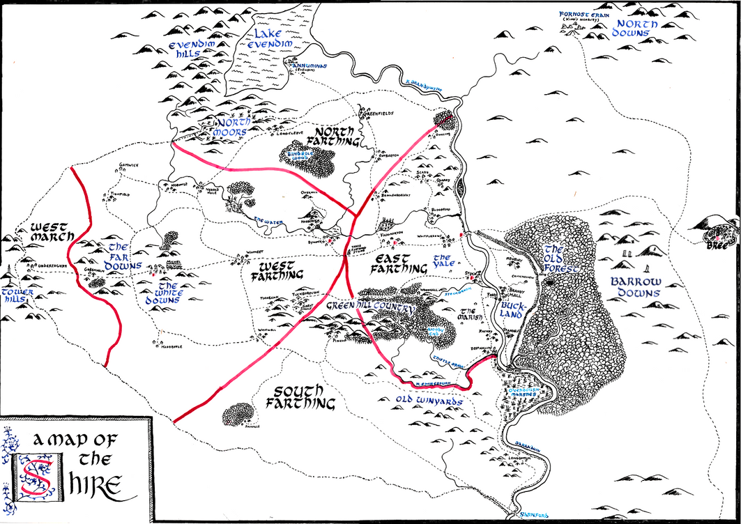 map of the shire citylondonhotel