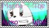 Marina The Neko Wolf -Stamp- by MultiDanita123