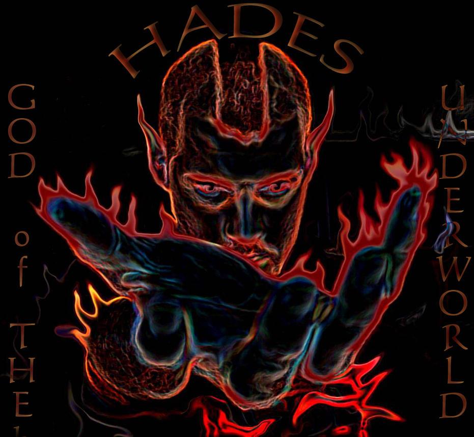 Hades God of the Underworld by Wick3dTooL on DeviantArt