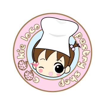 Cookie Loco Pastry Shop logo by Maggie-Kawaii on DeviantArt