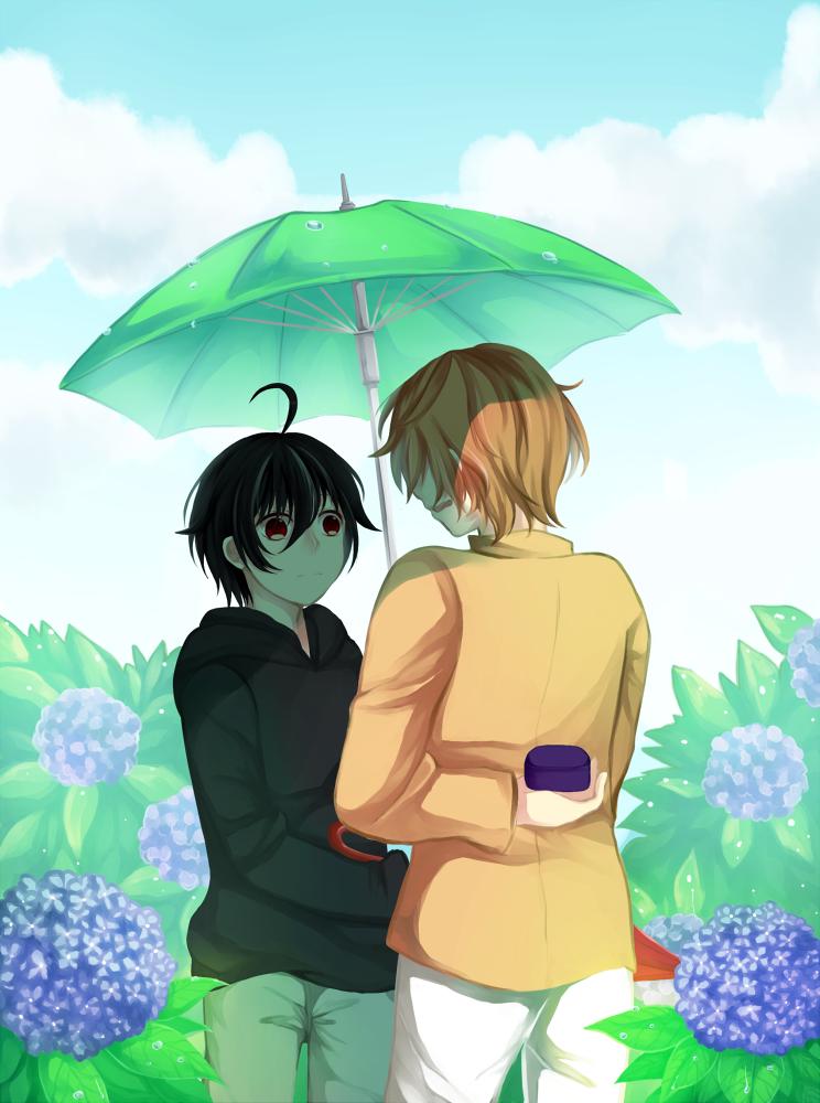 After Rain Proposal by Kurifura