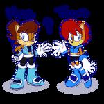 Comparison - Sega Sally