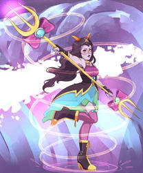 Magical Girl!Feferi