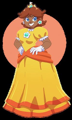 Daisy by AwesomeBlossomPossum
