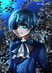 Kuroshitsuji - Ciel Phantomhive by CyboHeart