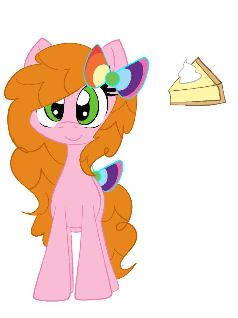 Cheese Cake by xXFluffyBishXx