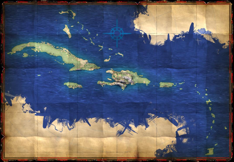 Caribbean basin minecraft world map tattered by fisholith on caribbean basin minecraft world map tattered by fisholith gumiabroncs Images