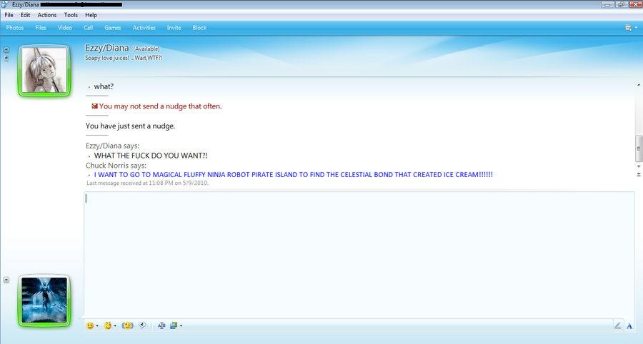 MSN Chat by Massoro