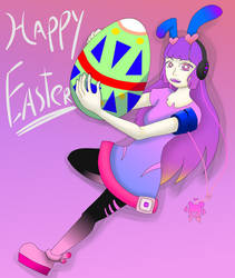Happy Easter! by wildface1010