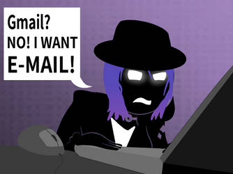 EMAIL! by wildface1010