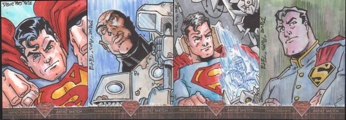 SUPERMAN: THE LEGEND APs VI