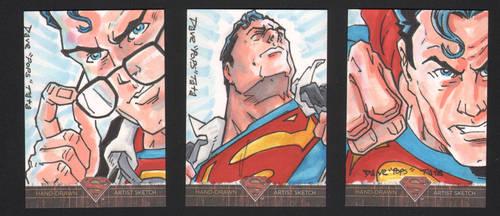 SUPERMAN: THE LEGEND CLASSIC SUPERMAN
