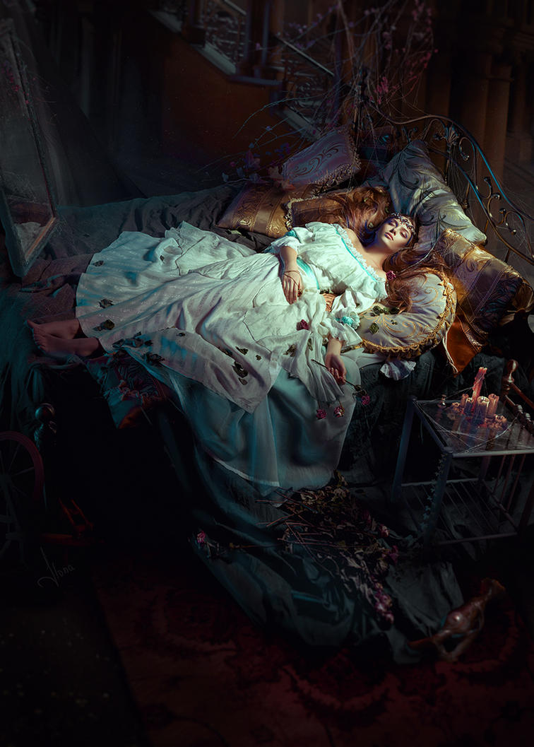 Sleeping beauty by ilona-veresk