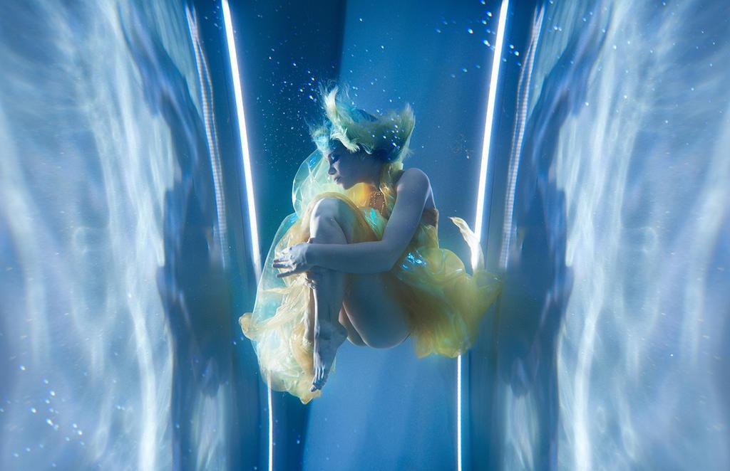 The birth of universe by ilona-veresk