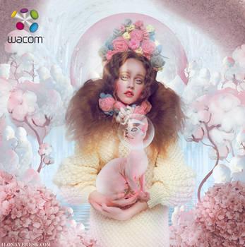 Wacom creatives Europe. Consumare by ilona-veresk
