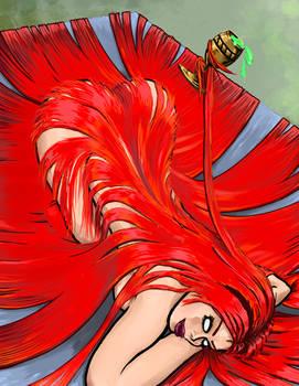 Queen Medusa of the Inhumans
