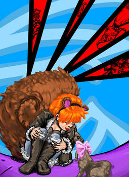 The Incredible Squirrel Girl
