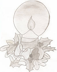 candle by NicoRobin96