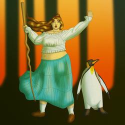 Maeve, Pengee, and Wind