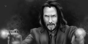 Keanu Reeves - John Wick
