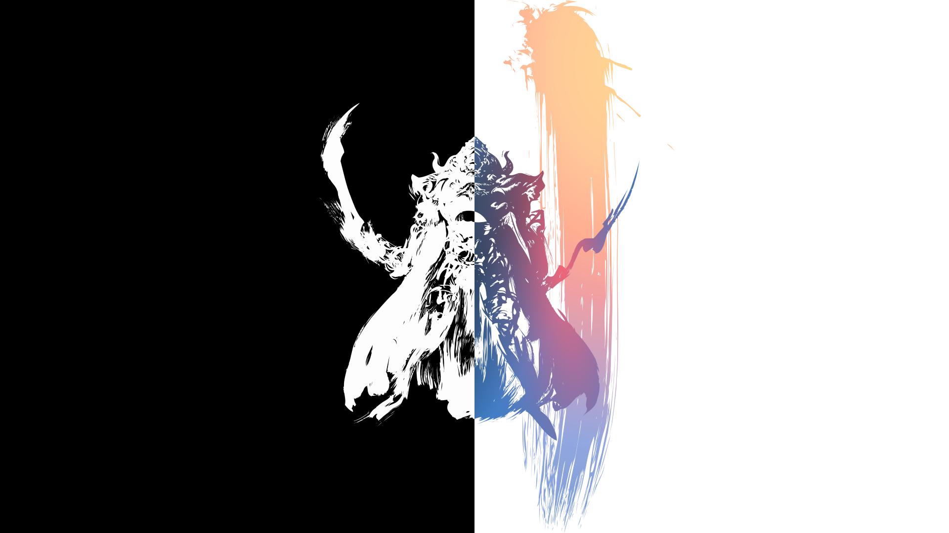Final Fantasy Xii Logo Wallpaper By Erap320 On Deviantart