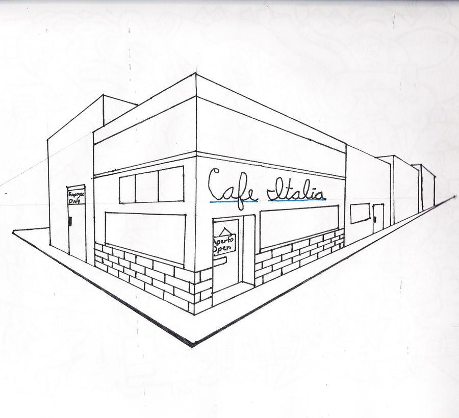 Cafe Italia Rough Draft By Usagi Hikari9 On Deviantart