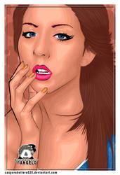 Pink Lips by casperabellera020