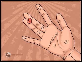 my hand by casperabellera020